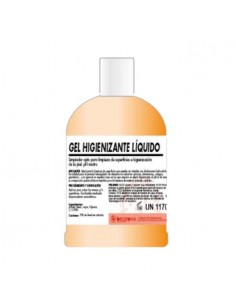 GEL HIGIENIZANTE 500ML C/6