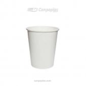"""Lo simple va con todo.  Todo al blanco ⚪️  ✔️ Que el vaso sea de cartón. ✔️ Que sea sencillo. ✔️ Que sea de una medida estándar. ✔️ Que soporte bebida fría y caliente.  ✔️ Que sea resistente. ✔️ Que """"pegue"""" con todo.   🆕 Vaso de cartón de 8 onzas: https://www.canpaplas.com/es/productos/3299-vaso-carton-parafina-8oz-blanco-p50--8428878008980.html  #novedad #nuevoartículo #vaso #vasodecartón #vasoblanco #reciclable #Canpaplas #tuempresacanaria"""