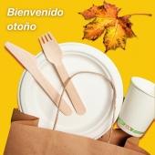 Hoy arranca el #otoño, la estación de los cambios🍂   #Canpaplas #tuempresacanaria #26otoñoscontigo #nosrenovamosparati
