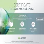Apostamos por el cambio 💚 Ya tenemos certificado medioambiental de nuestro consumo de celulosa reciclada econatural en 2020:  - Recuperamos 2 millones de envases de cartón. - Hemos salvado 865 árboles. - Hemos evitado la emisión de 53.000kg de C02.  Entre todos lo hemos hecho posible.  ¡Gracias! 👏🏼  #Canpaplas #tuempresacanaria #celulosareciclada #apostandoporelcambio #productosecológicos #alternativaeco #Lucart #econatural