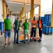 Hemos tenido oportunidad de contribuir con una donación de productos de celulosa a Remar Las Palmas.  Nos alegra poder ayudar a una gran organización que realiza multitud de acciones sociales en el archipiélago. 💚🧡